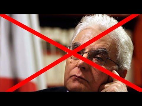Quirinale - I delegati della Lega Nord dicono no a Mattarella