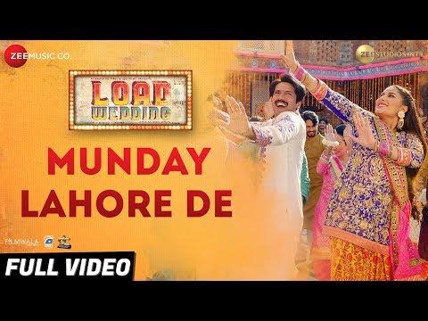 Munday Lahore De - Full Video | Load Wedding |Fahad Mustafa & Mehwish Hayat|Mohsin Abbas H & Saima J thumbnail