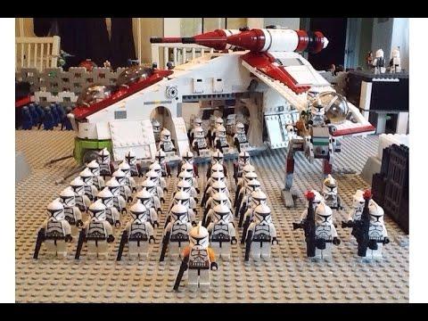 LEGO STAR WARS - BATTLE on Coruscant