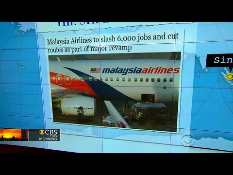 Headlines at 7:30: Malaysia Airlines to cut 6,000 jobs