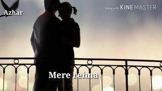 download lagu Tum Mere Ho Mere Rehna Whats App Status gratis