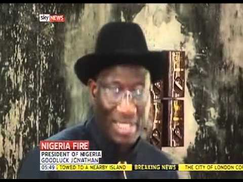 NIGERIA OIL SKY NEWS