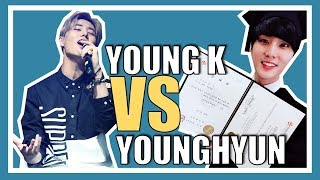 YOUNG K AS A UNIVERSITY STUDENT | #HappyYoungKDay