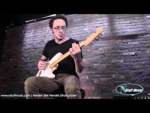 Fender Jimi Hendrix Stratocaster | N Stuff Music