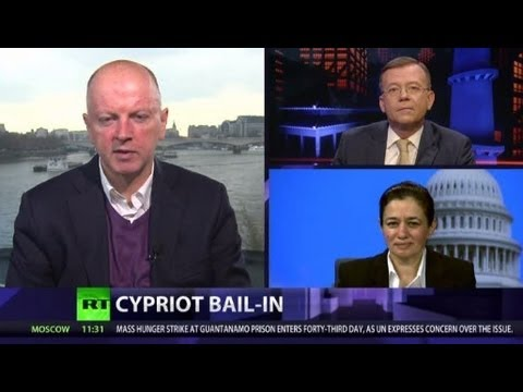 CrossTalk: Cypriot Bail-In (recorded)