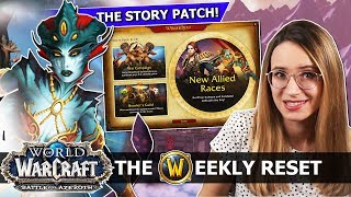 Why Blizzard Is Wrong About Portals, The 8.2 PTR & The BEST BIT Of 8.1.5! BfA News