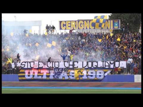 Cerignola-Bitonto 6-1. La sintesi e la festa