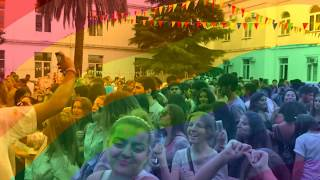 Colour fest 2017 batumi shota rustaveli university