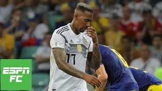Jerome Boateng a 'disgrace' in Germany World Cup win over Sweden | ESPN