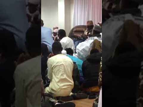Yéwu Yété: Rabal ibadi par cheikh mouhamadou al amine NIASS,GAMOU Paris édition 2017.