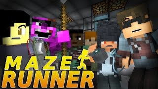 """Minecraft MAZE RUNNER! - """"Freedom Comes with a Cost"""" #10 (Minecraft Roleplay)"""