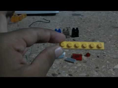 Como Armar Una Guitarra Lego