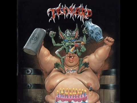 Tankard - Alcoholic Nightmares