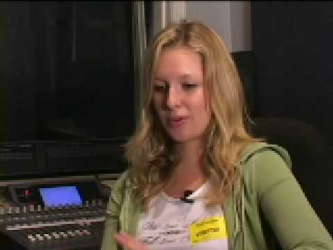Drawn Together: Voice Actor Interviews - Abbey McBride (Ling Ling)