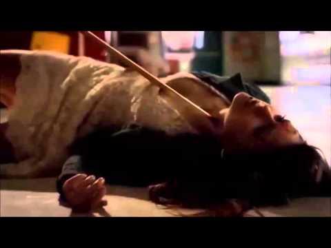 The Vampire Diaries 4x23 Briga entre Elena e Katherine
