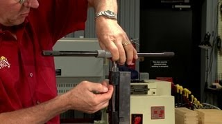 Gunsmithing - Blueprinting a Remington 700 Presented by Larry Potterfield of MidwayUSA