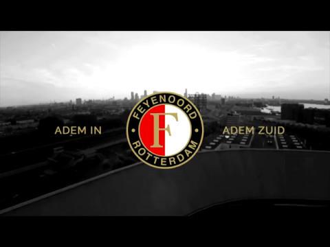 Adem in, Adem Zuid. Feyenoord landskampioen 2016-2017.