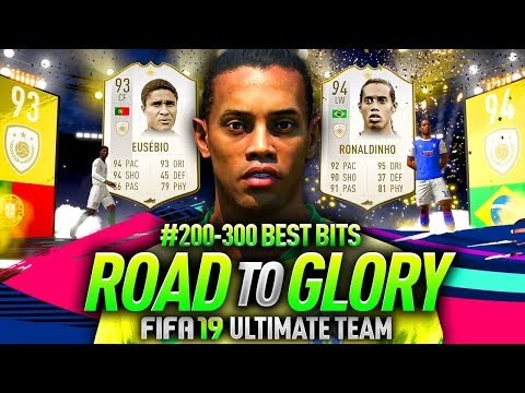 THE BEST BITS - Ep 200-300 | FIFA 19 ROAD TO GLORY!
