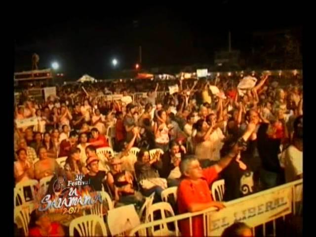 Festival Nacional de La Salamanca - La Banda