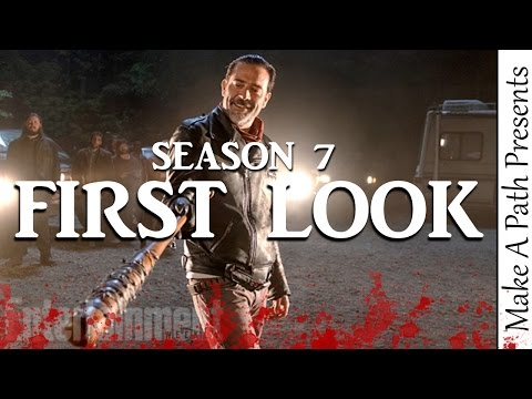 FIRST LOOK - The Walking Dead SEASON 7 & Premiere Predictions!