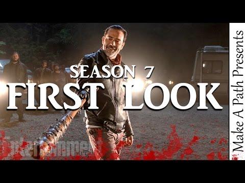 FIRST LOOK - The Walking Dead SEASON 7 & Premiere Predictions!
