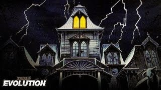 Trials Evolution - THE HAUNTED MANSION!
