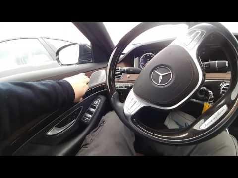 Смотрим машины на аукционе Mercedes-Benz