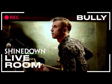 """Shinedown - """"Bully"""" captured in The Live Room"""
