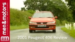 2001 Peugeot 406 Review