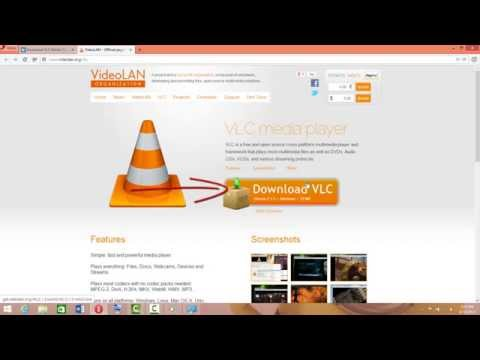 Como descargar VLC Media Player ultima version 2.1.3 para windows 7,8,8.1,8.1 pro