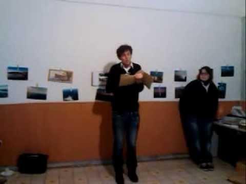 """Dario Barbato, omaggio a Massimo Troisi – """"Napoli"""""""