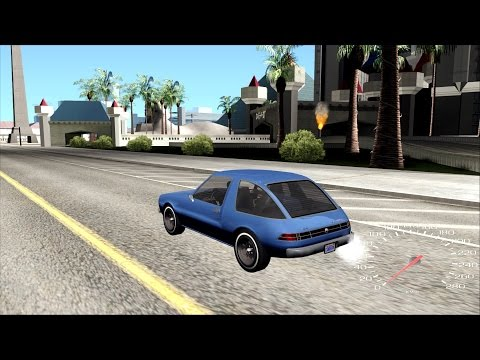 Declasse Rhapsody v2 (Fixed Extra) (GTA V)
