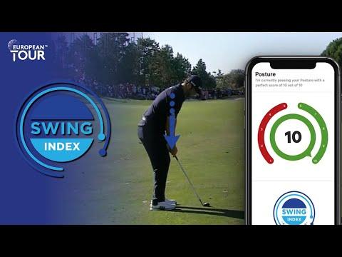 Jon Rahm's Slow Motion Swing Analysis | Swing Index