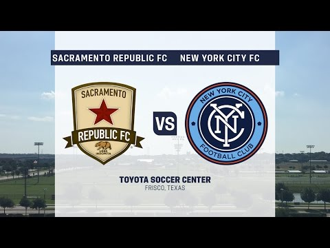 Development Academy Showcase: U-13/14: Sacramento Republic FC vs. NYCFC