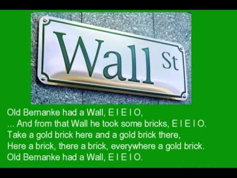 OLD BERNANKE HAD A BANK - (full version)