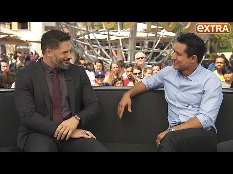 Joe Manganiello on His Stripping Injury While Filming 'Magic Mike XXL,' Marrying Sofia Vergara
