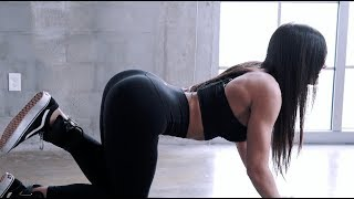 How To GROW Your GLUTES ( WORKOUT )   2018