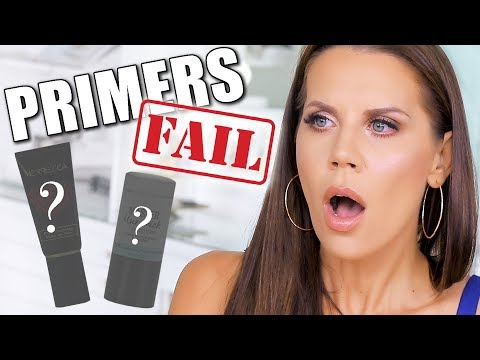 5 AWFUL PRIMERS ... NOPE!