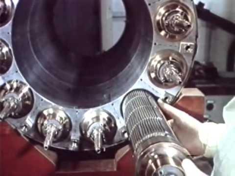 Фазовые переходы и Ядерный ракетный двигатель времен СССР