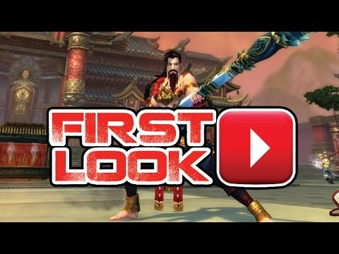Swordsman Online - Gameplay First Look
