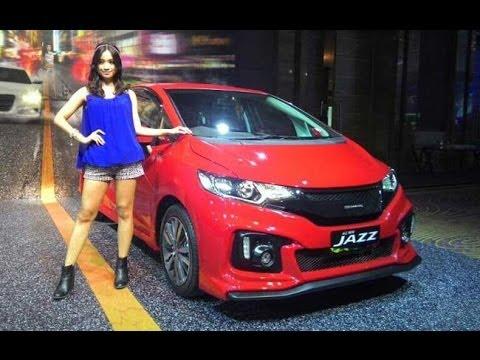 All-New Honda Jazz Mugen. 7 bagian ini yang bikin lebih sporty !