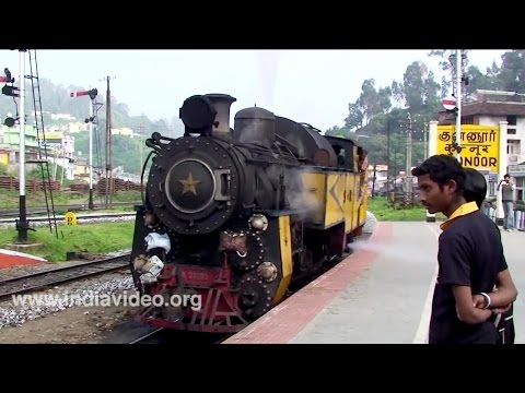 Train engine, Coonoor
