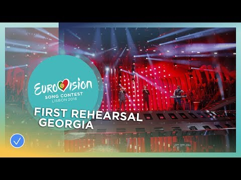 Ethno-Jazz Band Iriao - For You - First Rehearsal - Georgia - Eurovision 2018