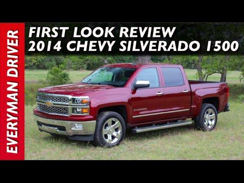 2014 Chevrolet Silverado 1500    New Truck Review    on Everyman Driver