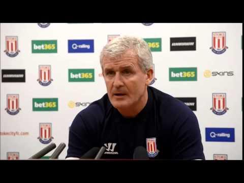 Mark Hughes MUFC SCFC full press conf