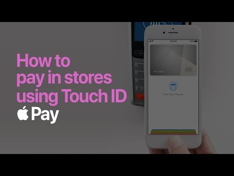 Apple Pay How To Pay With Touch Id On Iphone