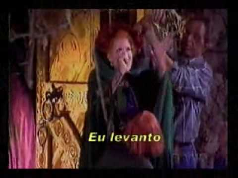 hocus pocus - making of (Teste)