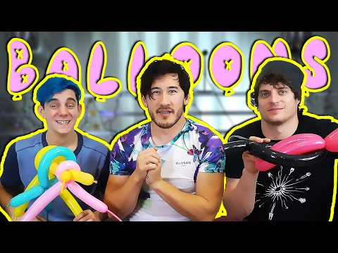 BALLOON ANIMAL CHALLENGE