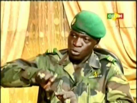 Entretien avec le capitaine Amadou Haya SANOGO sur l'ORTM