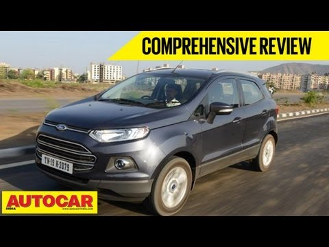 Ford EcoSport Diesel   Comprehensive Review   Autocar India